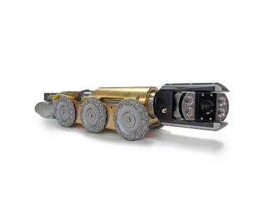 OZ II Pan Tilt & Optical View Camera