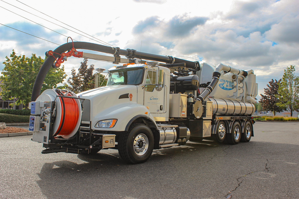Combo Sewer Truck Rentals